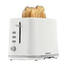 PIFCO 2 Slice Toaster White 700w P20001S