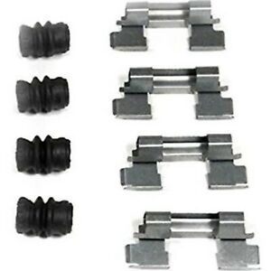 117.34046 Centric Brake Hardware Kit Rear New for 320 328 330 3 Series Coupe BMW