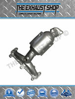 FITS: 2005-2008 HYUNDAI TUCSON 2.7L AWD FRONT RIGHT CATALYTIC CONVERTER