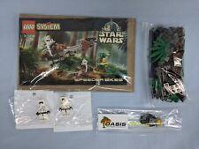 Lego Star Wars 7128 Speeder Bikes - Complete Set
