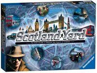 Ravensburger Scotland Yard Game Man Hunt Crime Detective Family Fun Board  Game