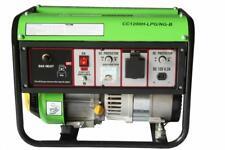 Gas (LPG) Powered Emergency/Camping Generator (1KvA)