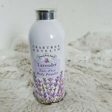 Crabtree & Evelyn Lavender Talc Free Body Powder 2.6 Oz