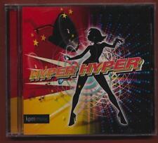 Library Production Music. Hyper Hyper CD    st3.104