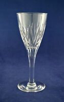 "Stuart Crystal ""SALISBURY"" or ""LITCHFIELD"" Sherry / Port Glass – 14.6cms (5-3..."
