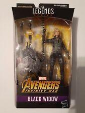 Marvel Legends Black Widow (Cull Obsidian BAF)
