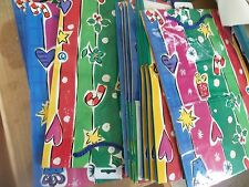 """Christmas Wholesale LOT Of 14 GIFT BAGS 9"""" x 5 3/4"""" x 13 3/4"""""""