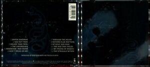 1 CENT CD Metallica – Metallica / Heavy Metal / James Hetfield