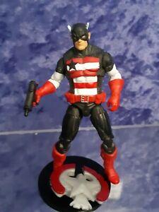 Marvel Universe Captain America US Agent loose action figure