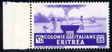Colonie Italiane Eritrea 1933 Soggetti Africani n. 208 ** (m630)
