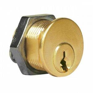 Viro Brass Cam Lock, Solid Brass.