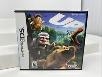 Disney Pixar UP Kids Game Complete in Case w/ Manual NINTENDO DS 3DS