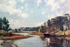 John Stobart Print - Martha's Vineyard: Hart Haven