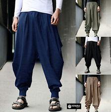 Pantaloni Uomo Harem Alla Turca Etnici Man Trousers Harem Ethnic Pants PAMAN05