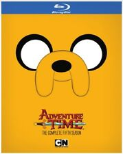 Adventure Time: The Complete Fifth Season [New Blu-ray] Full Frame, UV/HD Digi