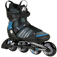 K2 Power 90 Herren-Inline Skates Inlineskates Inliner Fitnessskates Fitness