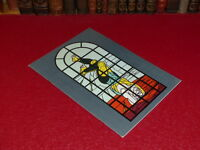 """[Coll.r-jean Mill Art 20th] Adami """" Stained Glass """" Catalogue Usher Vitry 1985"""