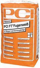 PCI FT® Fugenweiß 5 kg Fugenmörtel in Weiß Fugenmasse Fliesen Mosaik Verfugung
