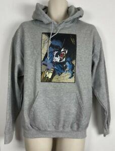 Gray Venom Hoodie Marvel Men's Medium