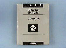 Service Manual, 1999 Dodge Durango (DN), 81-370-9116