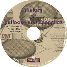 History of Zeppelins, Ballons & Flying Machines on DVD