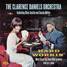 The Clarence Daniels Orchestra Featuring Obie Jessie & Sandy Miller Hg078 CC 11