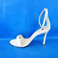Högl Damen Schuhe Elegante Leder Pumps Sandaletten High Heels Weiß Np 169 Neu