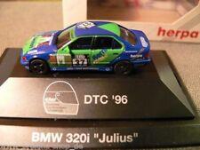 1/87 Herpa BMW 320i Julius BERU #37 DTC 1996 036788