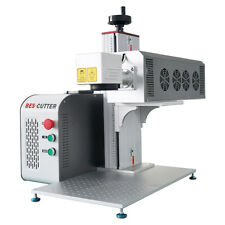 CO2 GALVO LASER MARKING MACHINE WITH 30W SYNRAD METAL TUBE