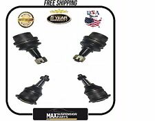 GM Suspension Ball Joint 2 Front Upper 2 Lower Tahoe 4X4 $5 YEARS WARRANTY$