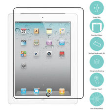 For iPad 2 3 4 2nd 3rd 4th Generation Premium Tempered Glass Screen Protector