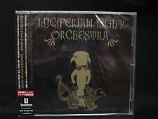 LUCIFERIAN LIGHT ORCHESTRA Luciferian Light Orchestra + 1 JAPAN CD Therion
