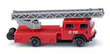 WIKING Modell 1:160/N Feuerwehr Drehleiter (Magirus DL 30) rot #096203 NEU/OVP