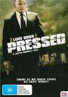 Pressed (DVD) THRILLER  [Region 4] NEW/SEALED Luke Goss