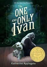 Applegate Katherine/ Castel...-The One And Only Ivan  BOOK NEW