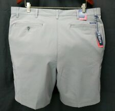 Chaps golf men's size 40 shorts gray performance stretch MSRP $60.00  A63-7