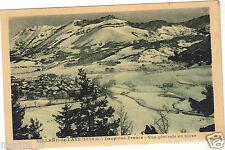 38 - cpa - VILLARD DE LANS - Vue générale en hiver ( i 686)
