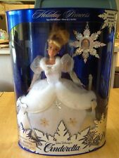 Disney Cinderella Holiday Princess Special Edition First In Series 1996, NIB