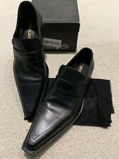 DSQUARED2 Vintage & Rare Pointed Toe Loafers SZ 44 / 11 US
