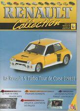 R5 turbo tour corse fascicule Booklet Revue RENAULT M6
