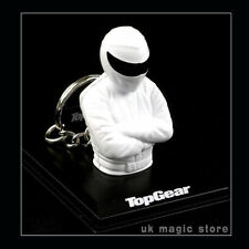 PARTY BAG TOYS - BBC THE STIG TOP GEAR STIG KEYCHAIN BOXED GIFT CHOOSE QUANTITY
