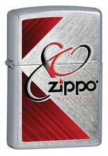 ACCENDINO ZIPPO 80TH ANNIVERSARY EDIZIONE LIMITATA Fuoco Collezione Lighter Rega