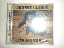 """CD JOHNNY CLARKE """"Jah Jah we pray"""" - Neuf et emballé µ"""