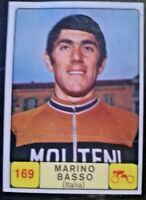 FIGURINA PANINI 1968/69 CAMPIONI DELLO SPORT OLIMPIADI-M.BASSO-n.169-REC