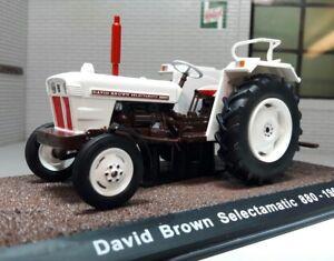 1:32 Classic 1969 David Brown Selectamatic 880 2WD Tractor Model Replica Boxed