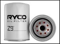 RYCO OIL FILTER - Z9 - FORD, CHRYSLER, TOYOTA, VW