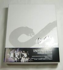 INFINITIZE SHOWCASE SPECIAL DVD 『THE MISSION』 JAPAN ver. 3DVDs+Photo book