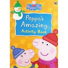 Peppa Pig-Peppa 's increíble libro de actividad