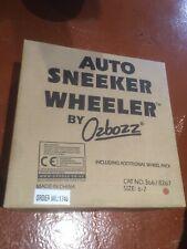 Ozbozz Sneeker Wheelies Size 8