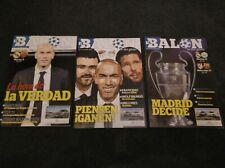 REAL MADRID Home Programmes UEFA CHAMPIONS LEAGUE 2015 / 2016 fútbol programas